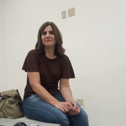 A repórter especial da revista Época, Cristiane Segatto. Foto: Patrícia Paixão